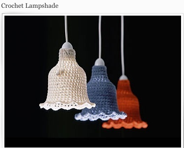 40 best crochet lamp shades images on pinterest crochet great crochet lampshades from thorsten van elten lots of ther fun things on his site to take a look at too keyboard keysfo