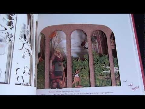 #Boekentip Papiergoed nr. 8: Le petit théâtre de Rebecca   Nu ook verkrijgbaar in het Nederlands!