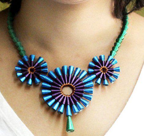 Creative Paper Jewelry Designs By Hippie Kingdom - Life Chilli