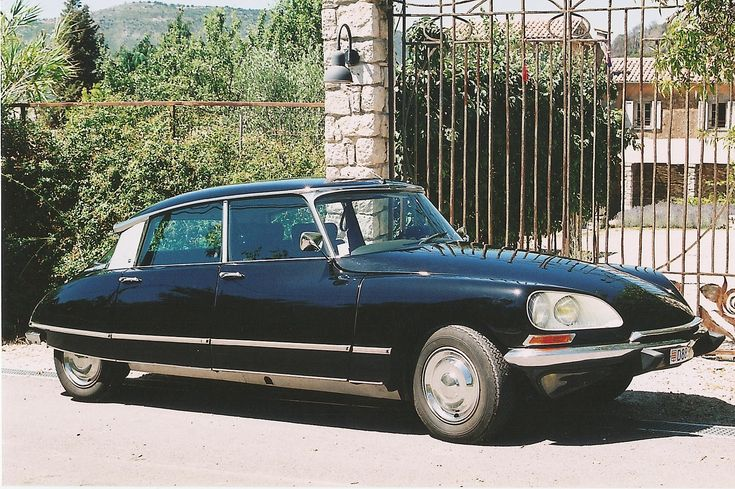 Citroen DS 19A Pallas images 8 from 10