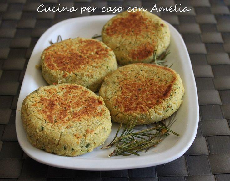 Hamburger di ceci ricetta light cucina hamburgers and for Cucina light