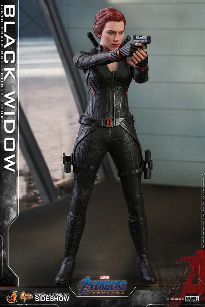 Marvel Black Widow Sixth Scale Figure By Hot Toys Sideshow Collectibles In 2020 Black Widow Marvel Black Widow Black Widow Avengers