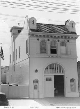 1000 Images About Old California Fire Stations On