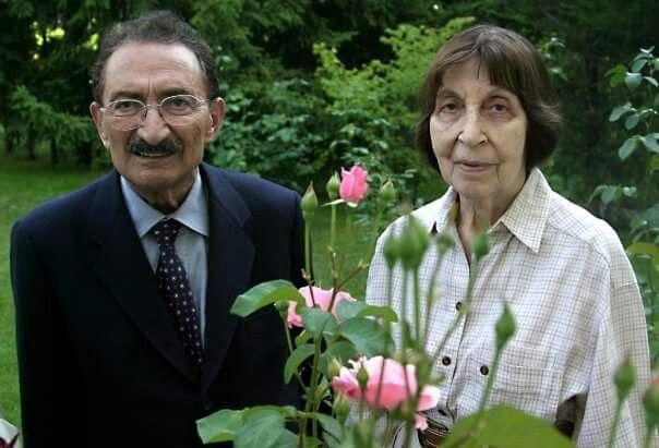 Bulent Ecevit&Rahsan Ecevit