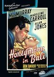 Honeymoon in Bali [DVD] [English] [1939]
