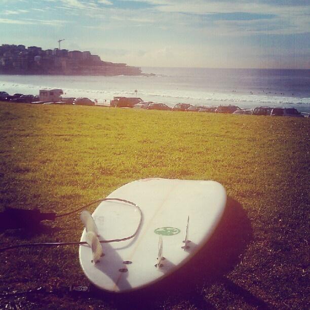 "@markysheeno's photo: ""No better way to start the day.. #Bondi #surf #morningsession #yew @chaossurfboards"""