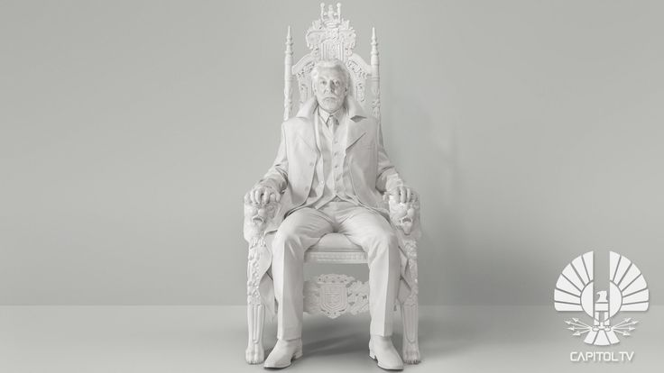 Straight from The Capitol, watch President Snow's Panem Address at http://hungrgam.es/together. #OnePanem