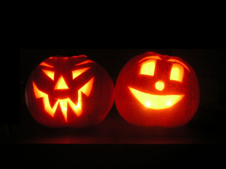 Halloween-knask | Siv Baker og Steiker