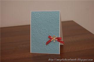 Felicitare de Crăciun MH021 / Christmas Greeting Card MH021