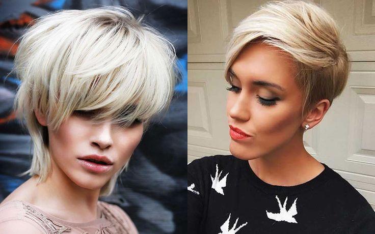 30 neue Short Pixie Haircuts und Frisuren für Short Hair  #frisuren #haircuts #…