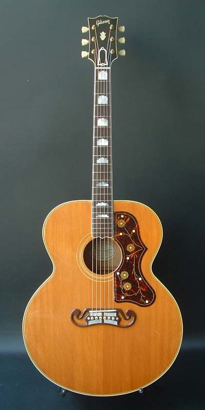 Gibson SJ-200 (1950) LOVE this!