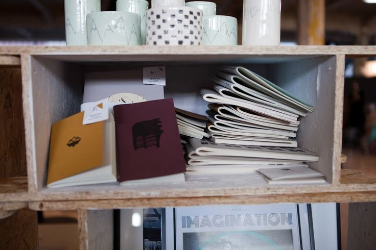 #notebooks #sketchbooks by Jagoda Fryca in Shop of Form at Remade Market 27 October 2013. Lodz Design Festival 2013