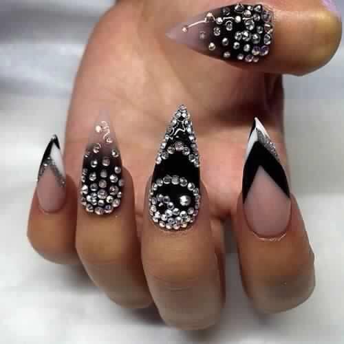 Image via We Heart It https://weheartit.com/entry/171004574 #nailart #nails #fashionnails
