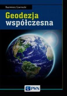 Geodezja współczesna - Kazimierz Czarnecki