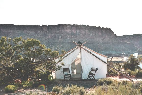 Desert Oasis: Moab Under Canvas | Free People Blog #freepeople