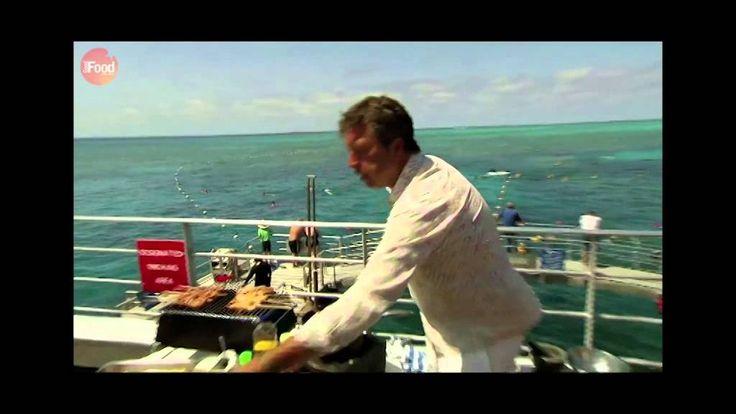 John Torode - Chicken and pork satay skewers