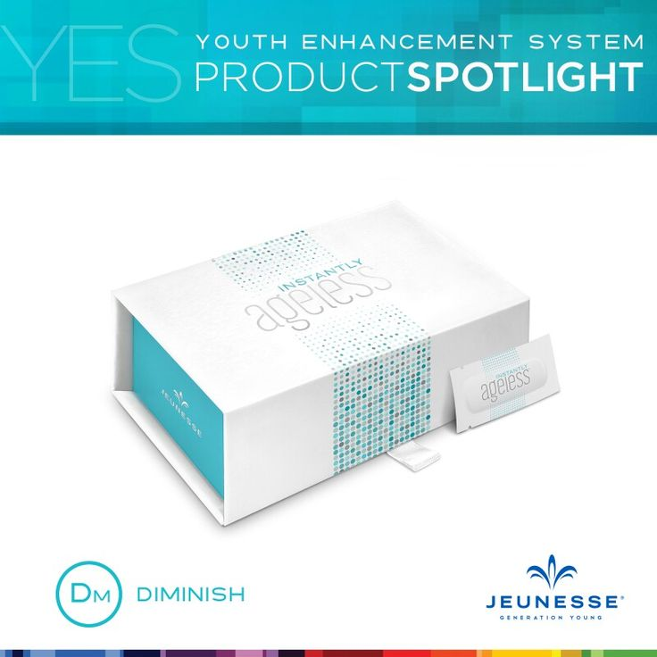 Ageless why not look younger irresistibleyouth.jeunesseglobal.com