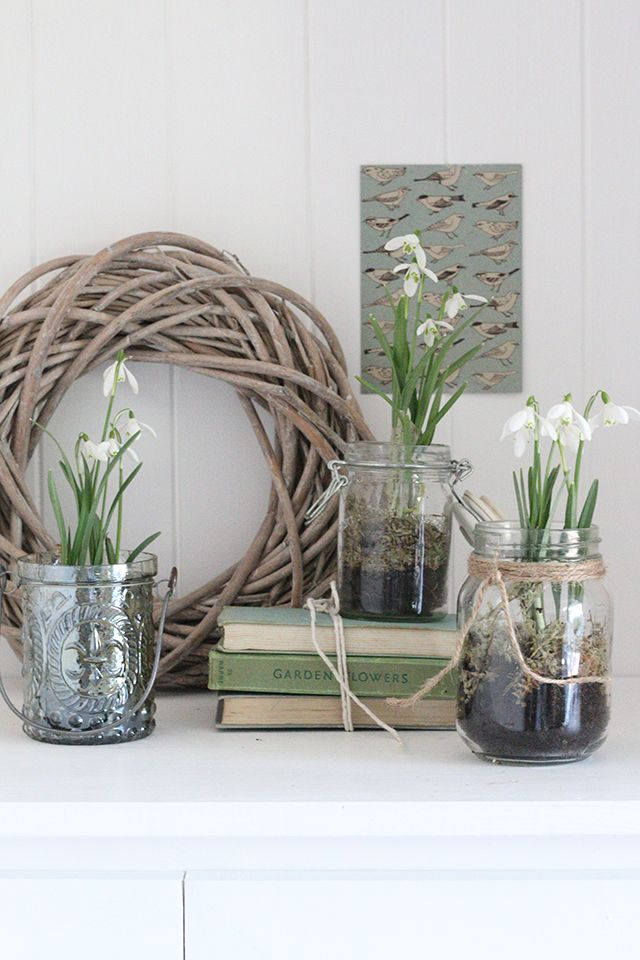 Styling the Seasons - February | We Made This Home