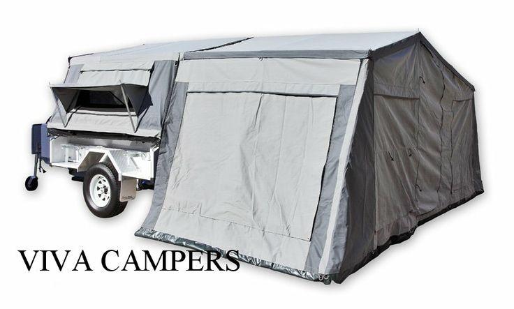 Viva Campers   family camper trailer   http://www.vivacampers.com.au/campervans/
