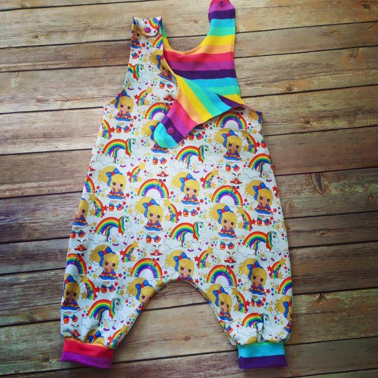 Rainbow Brite #Rainbow https://www.facebook.com/BabaBeBoho?ref=ts&fref=ts