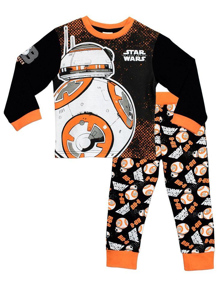 Star Wars - Ensemble De Pyjamas - Star Wars BB8 - Garçon: Amazon.fr: Vêtements et accessoires