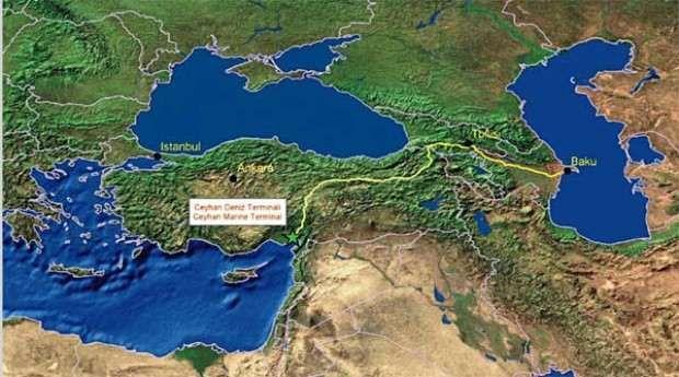 Dünyanın En Büyük Gölü