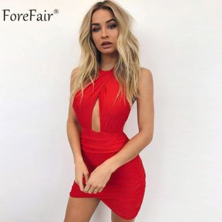 9d2345bf78c Forefair New Short Cami Dress Women Summer Dresses 2019 - Aladdin s Box.  Let The Genie Out Of The Lamp!