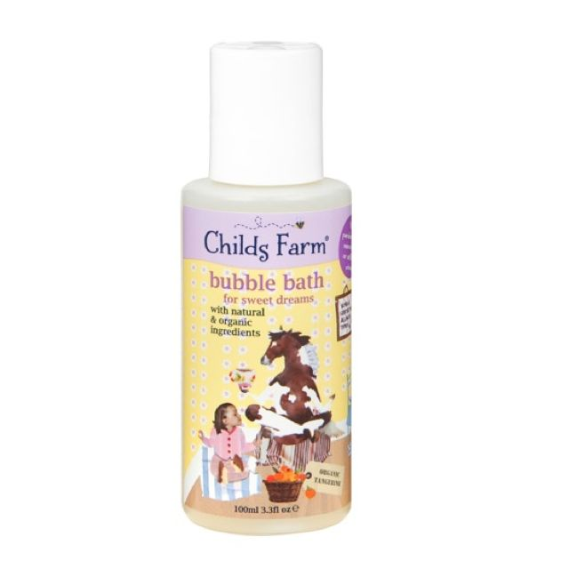 """Mini! Bubble bath for sweet dreams - 100ml - I need this in a larger size as the smell is amazing! Long lasting bubbles without SLS so no more """"more bubbles mummy"""" from Addison while he plays until the bath water is cold"""