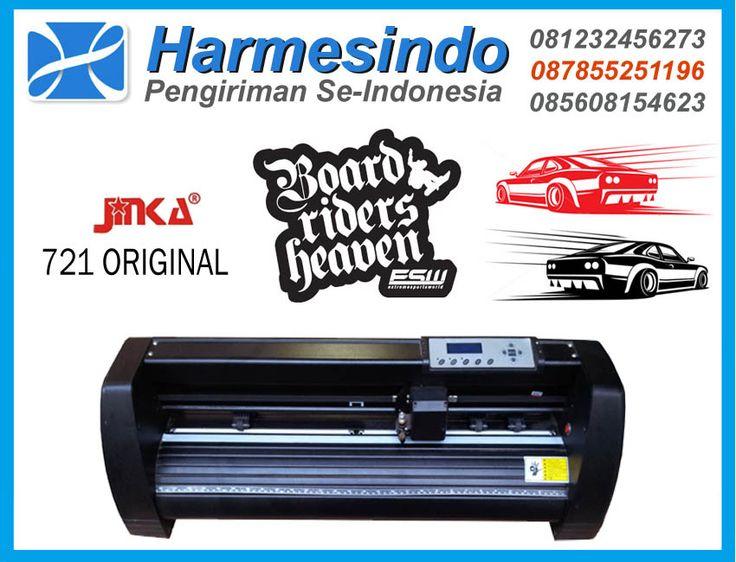 Mesin Cutting Sticker Jinka 721 Original
