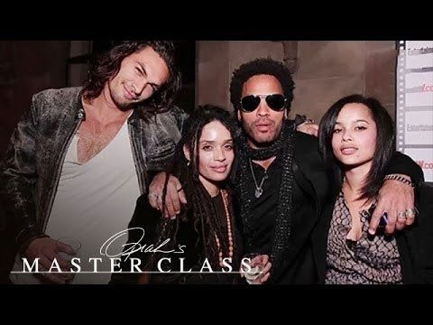 Lenny Kravitz on His Ex-Wife, Lisa Bonet | Master Class | Oprah Winfrey Network - YouTube