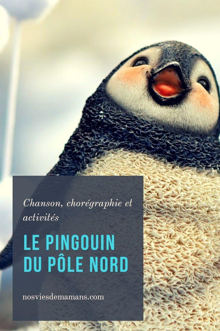 Un Pingouin Du Pôle Nord : pingouin, pôle, Pingouin, Pôle, Chanson,, Chorégraphie, Activités, Enfants, #lepingouindupolenord, #nosviesdemamans, Pingouin,, Nord,, Chanson