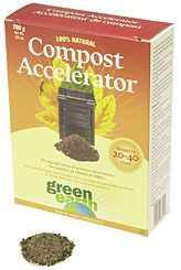 Organic Compost Accelerator - Gardening