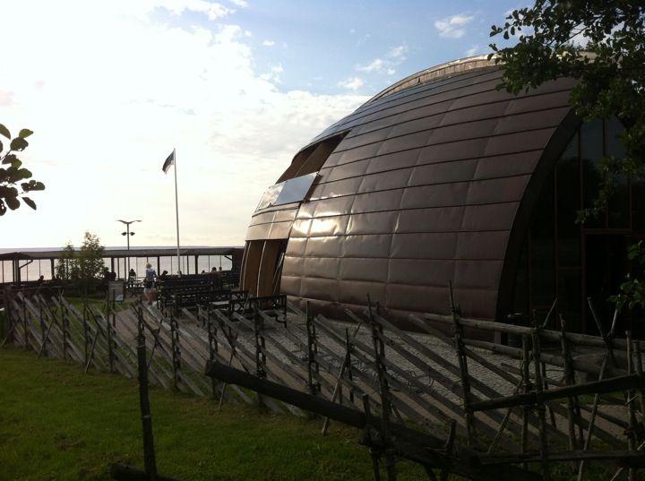 Paat sijaitsee Viimsin ulkoilmamuseon vieressä. Mukava kesäkäyntikohde.