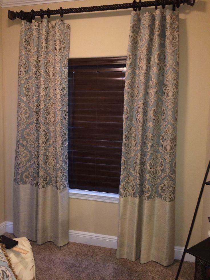 Best 25 Lengthen Curtains Ideas On Pinterest Linen