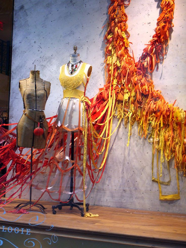 13 best images about window displays on pinterest for Anthropologie store decoration ideas