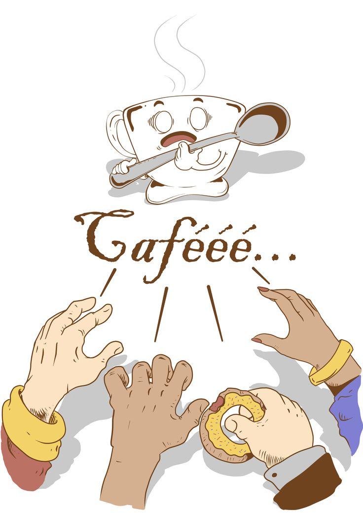 Cafééé... http://gleison-artilustracao.blogspot.com.br/2014/06/ilustracao-20.html