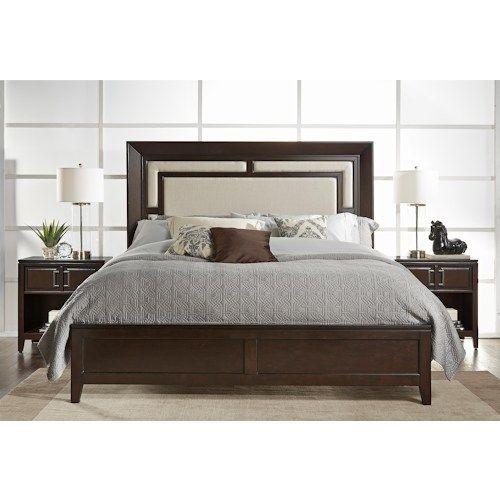 Samuel Lawrence Brighton King Bedroom Group
