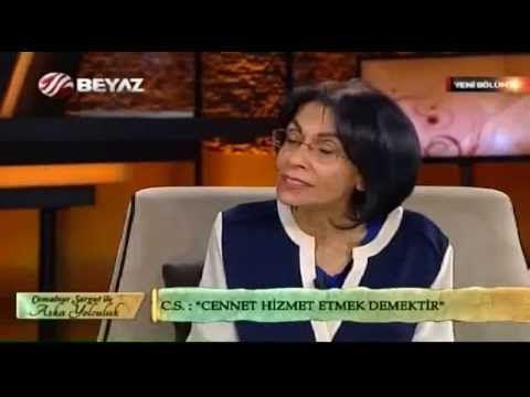 Cemalnur Sargut'la Aşk'a Yolculuk - BEYAZ TV (05.04.2015) - YouTube