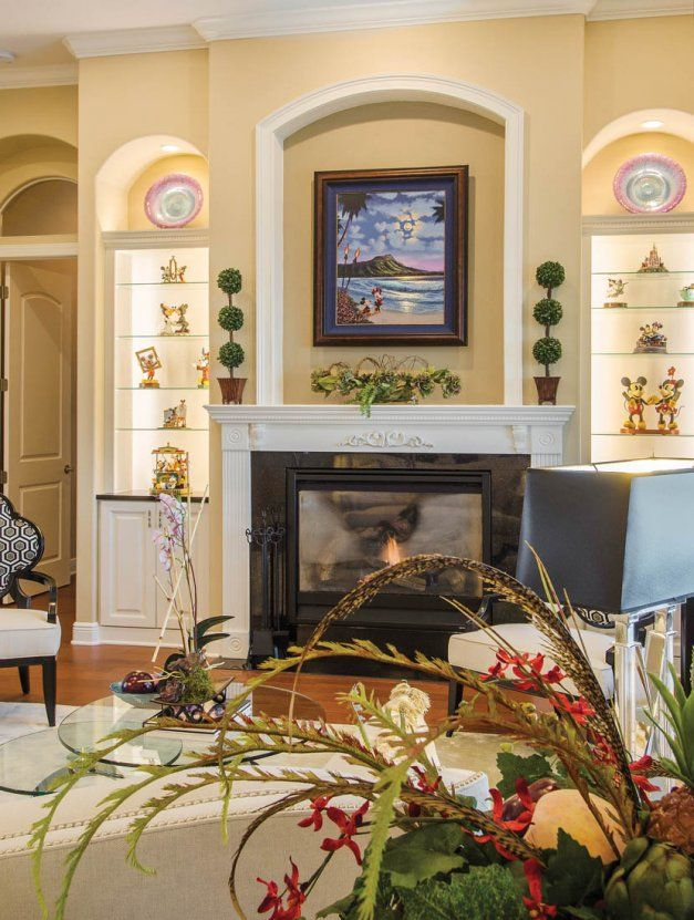 Playful D Cor Showcases Best Of Both Worlds Disney Home