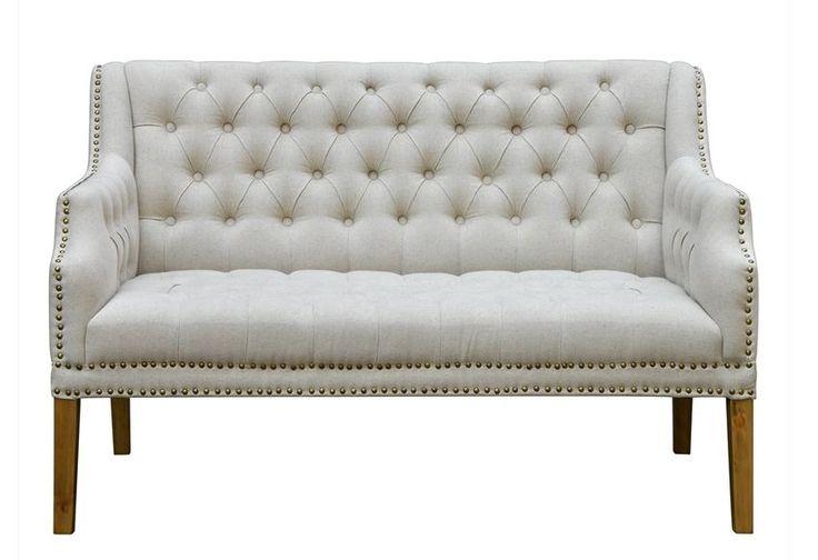 ivory linen settee, lounge furniture, www.partypleasers.com, partypleasersblog.wordpress.com