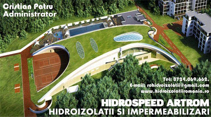Carti de vizita - Hidroizolatii - CoMas Advertising