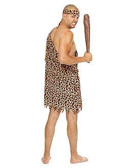 Déguisement homme - Déguisement homme des cavernes - Kiabi
