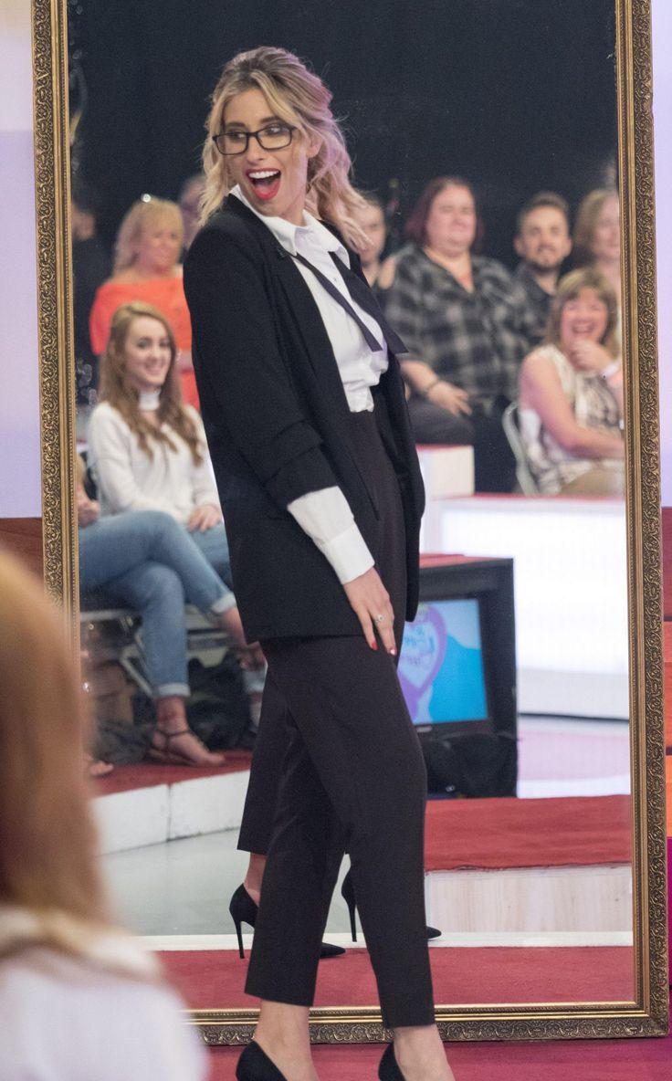 #London, #StaceySolomon, #TV Stacey Solomon – Loose Women TV Show in London, UK 05/27/2017 | Celebrity Uncensored! Read more: http://celxxx.com/2017/05/stacey-solomon-loose-women-tv-show-in-london-uk-05272017/