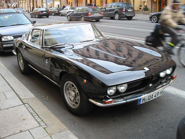 1964 iso grifo italian muscle