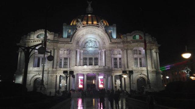 """My favourite place ever.  Palacio de las bellas artes.  #cdmx #palaciodelasbellasartes #ciudaddemexico mexicocity #culture #wanderlust #travel #travelporn #mexico #travelgram #instatravel #viajar #summer #instagood #instamood #picoftheday #traveller #travelling #instalike #timetotravel #visitmexico #instamexico #plaza  #zocalo #cloudporn #sky #night #nightlife #music #art"" by @lauradf93. #fslc #followshoutoutlikecomment #TagsForLikesFSLC #TagsForLikesApp #follow #shoutout #followme #comment…"