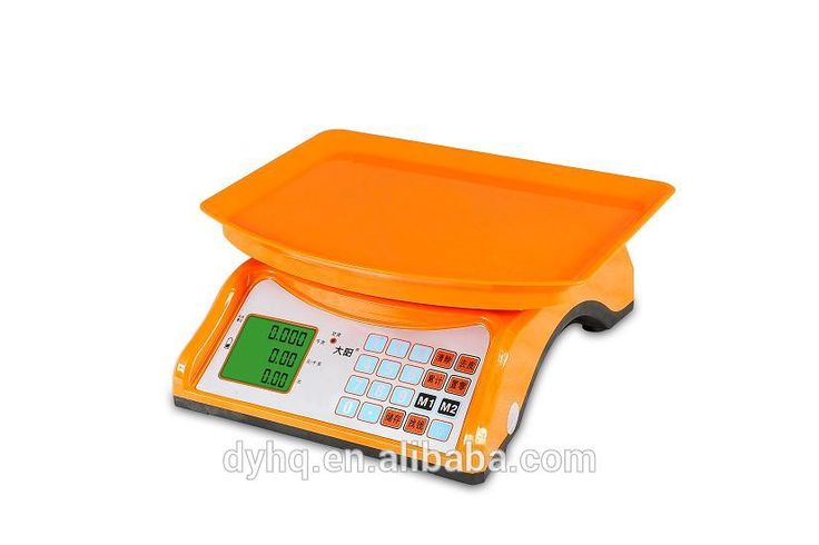 acs electronic price weighing scale