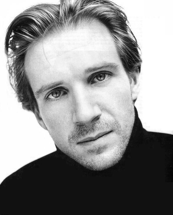 Ralph Fiennes - The English Patient, Schindler's List, The Dutchess, etc.......the most expressive eyes