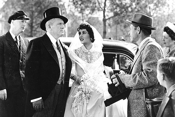 Father of the Bride  With Spencer Tracy & Elizabeth Taylor