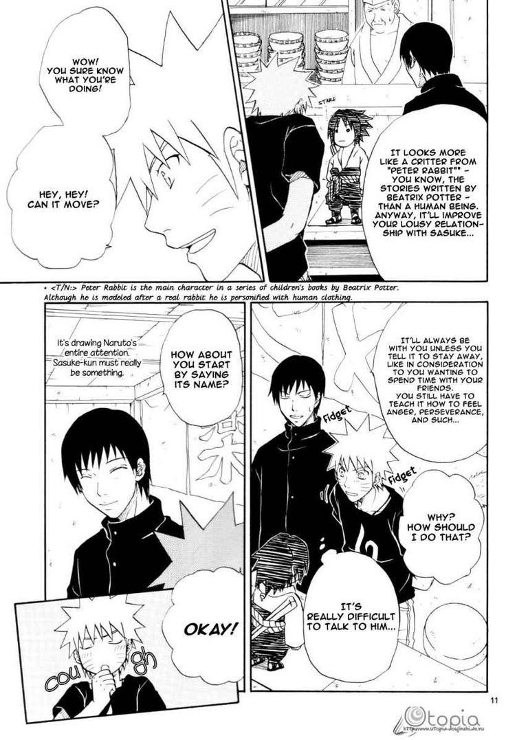 Read Naruto dj - Attenochi Ch.Oneshot Page 9 Manga Online At Mangago, the family of Yaoi fans.