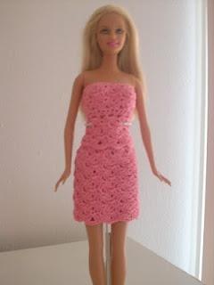 Pink Shell Skirt
